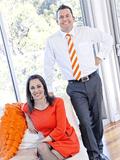 Adam & Danii Leatherbarrow, Property Central - Penrith