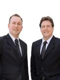 Ben Kerrisk and Mick McLeod, Gardian Real Estate - MACKAY