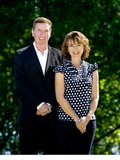 Laura and Robbie Robinson, Fletchers - Gold Coast & Broadwater