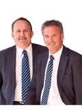 Mark Bushby and Eric Andersen, Bushby Property Group - LAUNCESTON