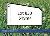 Lot 830, 23 Misqua Avenue, Point Cook, Vic 3030