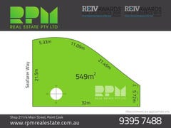 Lot 2834 Maritime Circuit, Sanctuary Lakes, Vic 3030