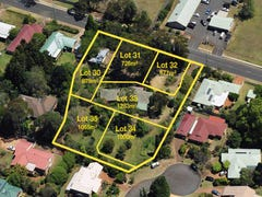 412 Mackenzie Street (Proposed Lots 30 - 35), Middle Ridge, Qld 4350
