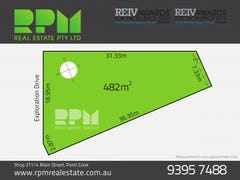 Lot 60 Exploration Avenue, Werribee, Vic 3030