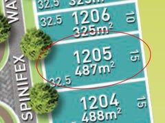 Lot 1205, Spinifex Way, Bohle Plains