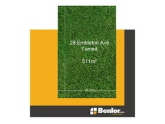 Lot 1414 28 Embleton Ave, Tarneit, Vic 3029