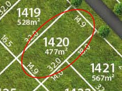 Lot 1420, Gilmour Release, Mango Hill