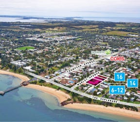 6-12, 14 & 16 Warley Avenue, Cowes, Vic 3922