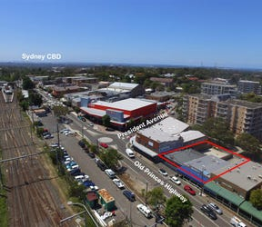 844-850 Old Princes Highway, Sutherland, NSW 2232