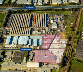 STAGE 2 LAND ASSEMBLY DRIVE, Dandenong, Vic 3175