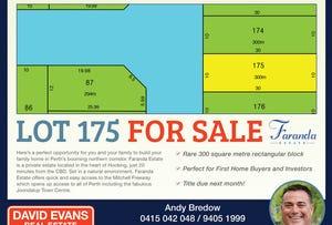Lot 175 Faranda Estate, Hocking, WA 6065