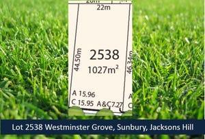 Lot 2538 Westminster Grove, Sunbury, Vic 3429