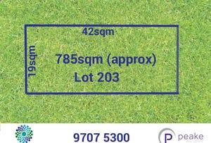 Lot 203, 9 Palm Court, Pakenham, Vic 3810