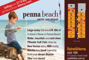 Lot 20, 260 Penna Road, Midway Point, Tas 7171