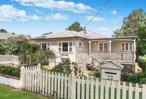 22 Alford Street, Mount Lofty, Qld 4350