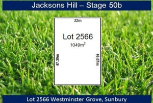 Lot 2566 Westminster Grove, Sunbury, Vic 3429