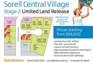 Lot 34 Whitelea Court, Sorell, Tas 7172