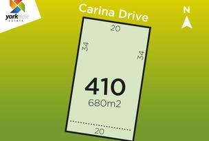 Lot 410 Carina Drive, Delacombe, Vic 3356