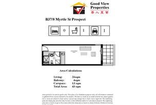 B37/8 Myrtle St, Prospect, NSW 2148