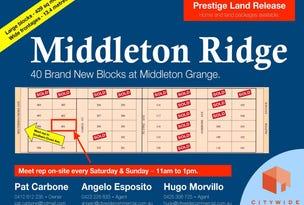 Lot 401, Lores Street, Middleton Grange, NSW 2171