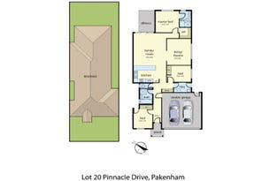 Lot 20 Pinnacle Drive, Pakenham, Vic 3810
