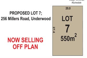 Proposed Lot 7 256 Millers Road, Underwood, Qld 4119