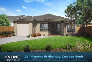 Lot 1 321 Maroondah Hwy, Croydon North, Vic 3136