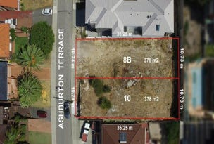 8b and 10 Ashburton Terrace, Fremantle, WA 6160