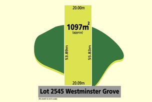 Lot 2545 Westminster Grove, Sunbury, Vic 3429
