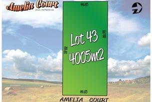 Lot 43 Amelia Court, Drouin, Vic 3818