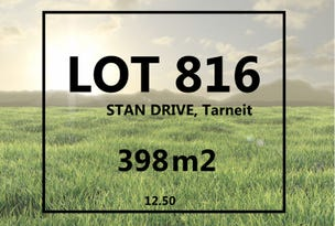 Lot 816, Stan Drive, Tarneit, Vic 3029