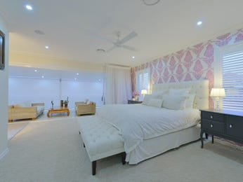 Pink bedroom design idea from a real Australian home - Bedroom photo 525549