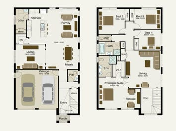 Summit 285 - floorplan