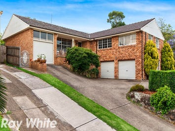 8 Bogan Avenue, Baulkham Hills, NSW 2153