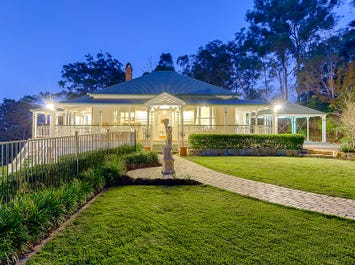 320 Old Farm Road, Pullenvale, Qld 4069
