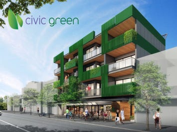Civic Green 267 - 269 King Street, Newcastle, NSW 2300