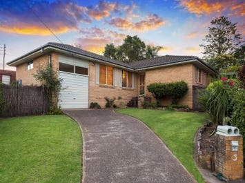 3 Boada Place, Winston Hills, NSW 2153