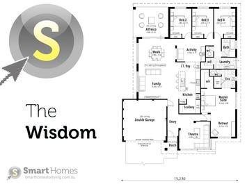 The Wisdom - floorplan