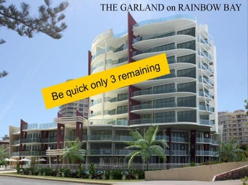 192 Marine Parade 'The Garland', Rainbow Bay, Qld 4225