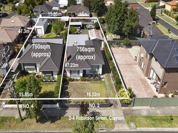 2-4 Robinson Street, Clayton, Vic 3168
