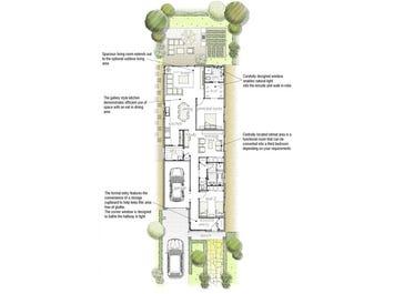 Orit 150 - floorplan
