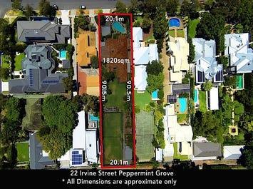 22 Irvine Street, Peppermint Grove, WA 6011