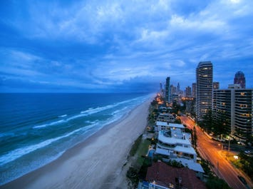 The Penthouse 'Beachside Tower' 3545 Main Beach Parade, Main Beach, Qld 4217
