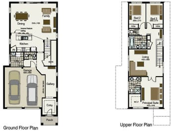 Summit 235 - floorplan