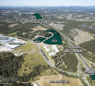 Loganlink South Industrial Park, Corner Arshad Drive & Sirret Street, Berrinba, Qld 4117