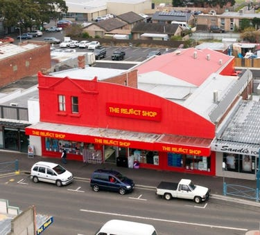 The Reject Shop, 27-29 High Street, New Norfolk, Tas 7140