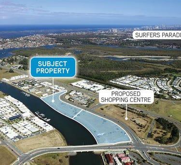 Lots 1 & 2  Marina Quays Boulevard, Hope Island, Qld 4212