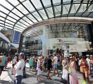 Soul Boardwalk , 4 The Esplanade, Surfers Paradise, Qld 4217