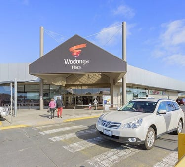 Wodonga Plaza , 55-71 Elgin Boulevard, Wodonga, Vic 3690