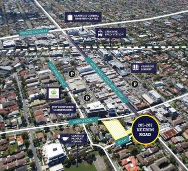 285-287 Neerim Road, Carnegie, Vic 3163